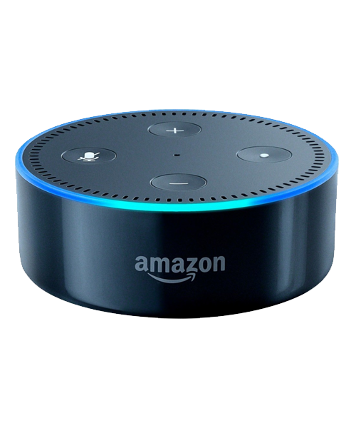 Amazon echo dot png. Used nd gen voice