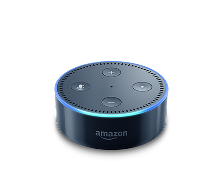 Amazon echo dot png. Wi fi connected speaker