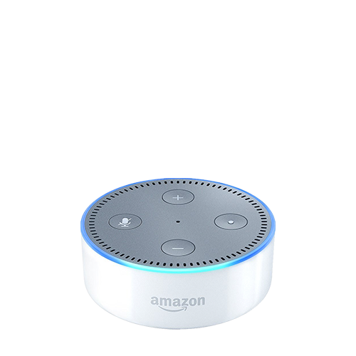 Amazon echo dot png. Hands free voice controlled