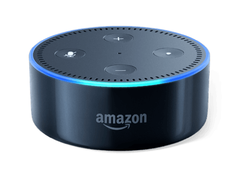 Amazon echo dot png. Voice control living with