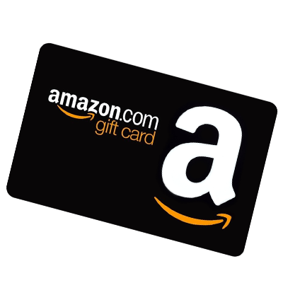 Amazon gift cards png. How to use in