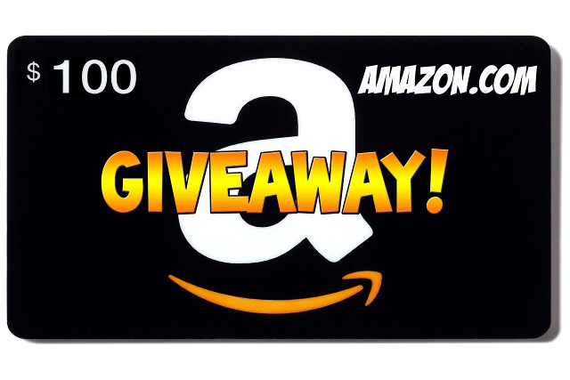 Amazon gift cards png. Card giveaway big fundraising