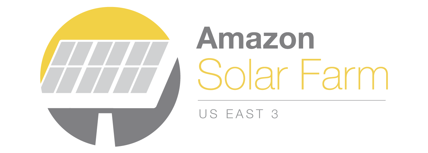 Aws sustainability amazonsolarfarmuseastcolorwidetransparency. Amazon logo transparent png vector library library