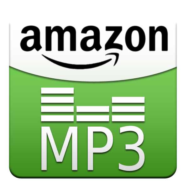 Amazon mp3 logo png. Mp icon android application