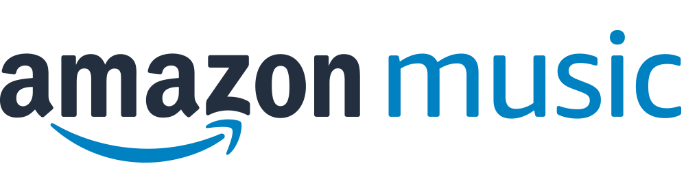 Amazon music logo png. Stream on prime over