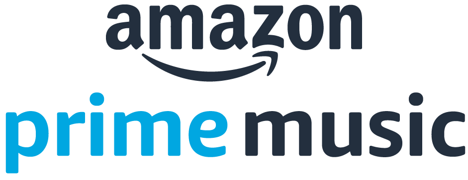 Amazon music logo png. Stream on prime digital