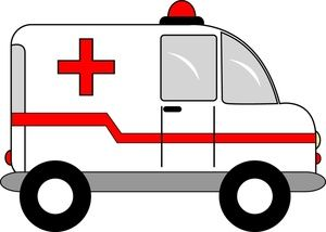 Ambulance clipart race car. Stock at getdrawings com