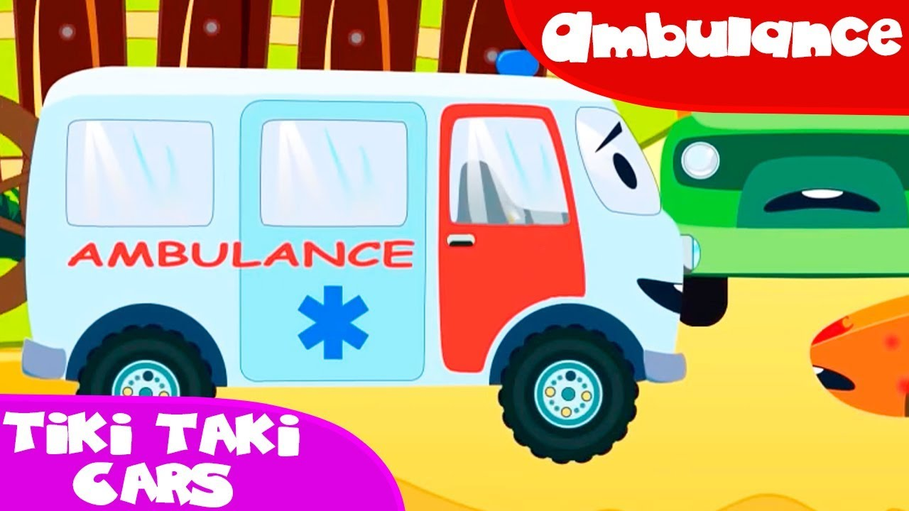 Ambulance clipart race car. Emergency vehicles the with
