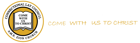 Ame zion church logo png. Connectional lay council a