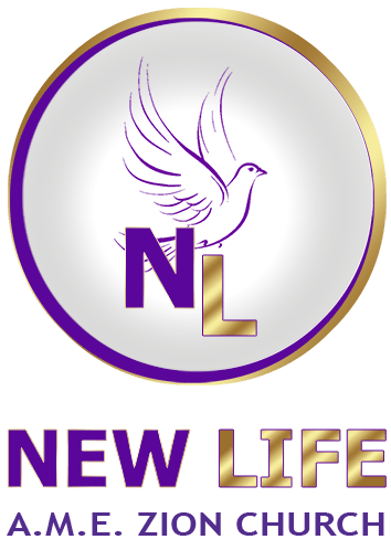 Ame zion church logo png. About us new life