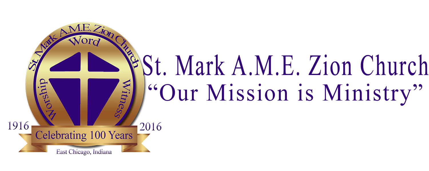 Ame zion church logo png. Ministries st mark east