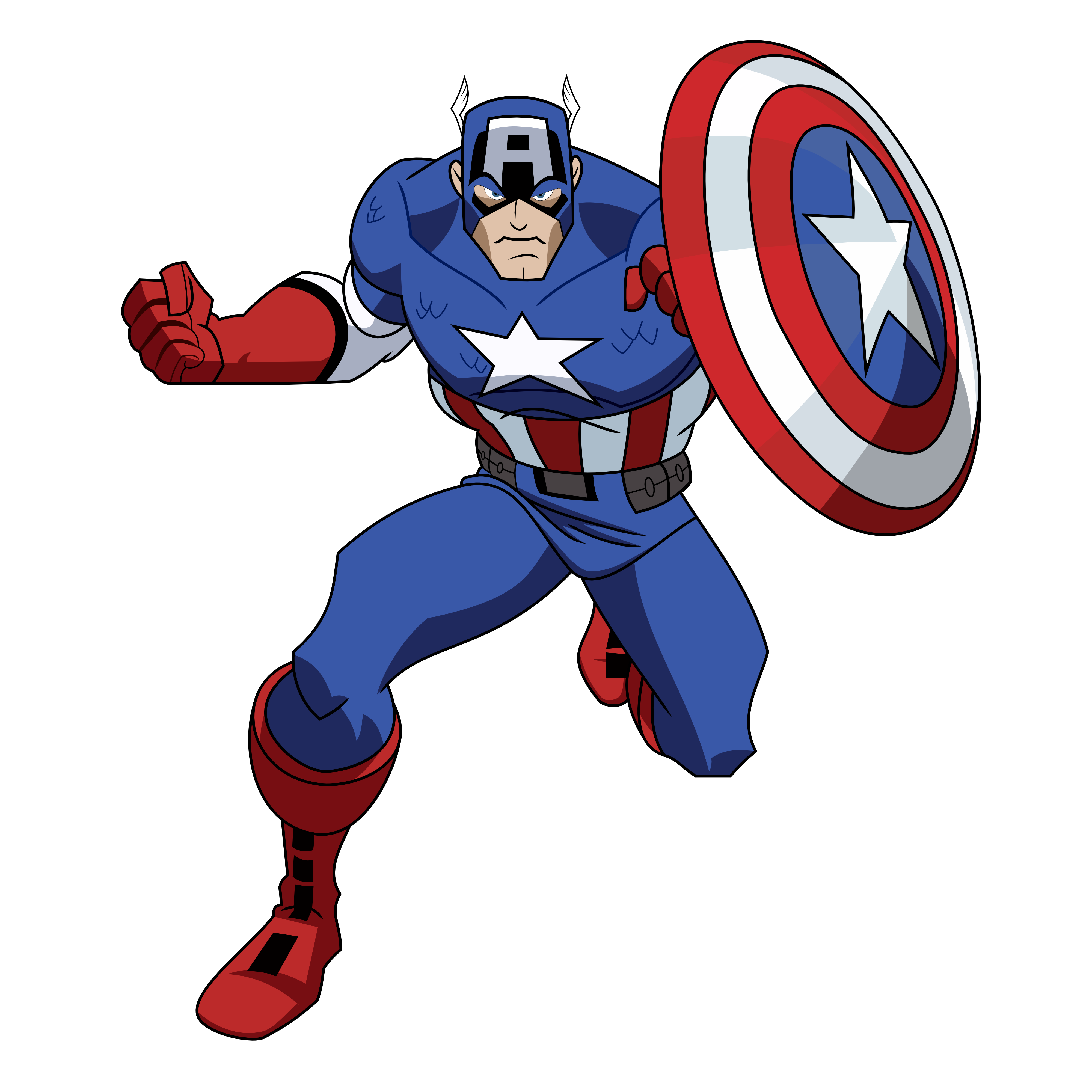America clipart avengers. Captain ipzkr at png