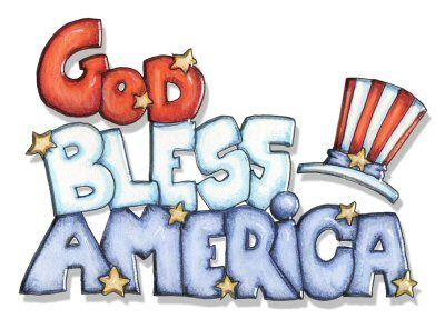 America clipart forth. Best fourth of