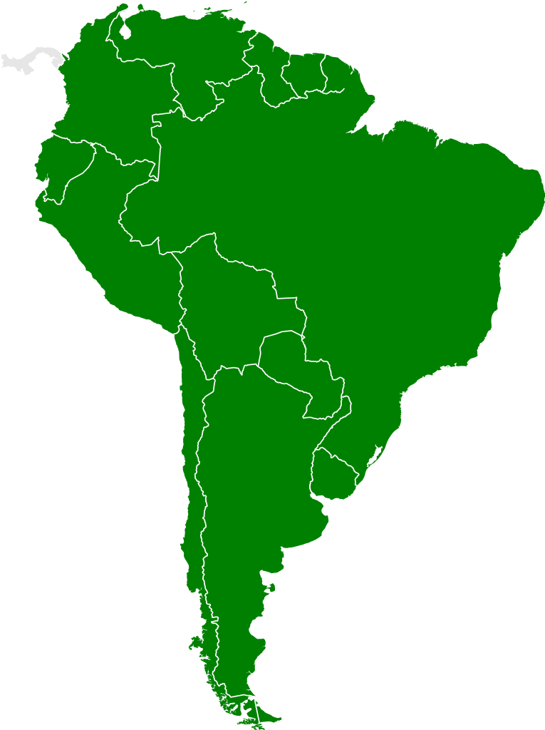 south america map png