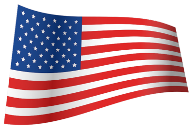Us vector free united states. American flag north america