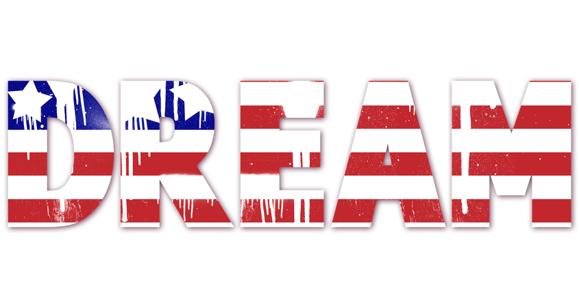 American clipart american dream. Action young patriots for