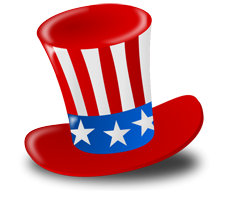 Show your pride with. American clipart clipart transparent