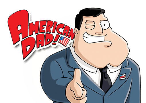 American dad png. Image h encyclopedia spongebobia