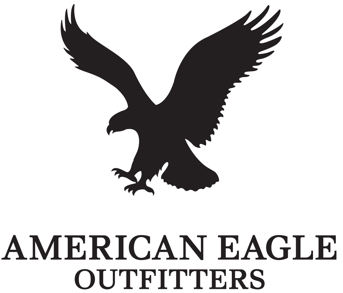 American eagle logo png. Outfitters wikipedia