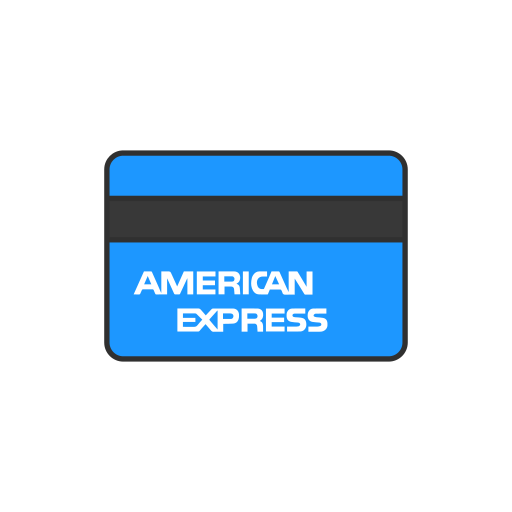 American express card png. Payment debit credit icon