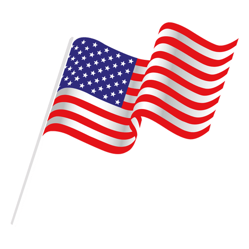 American flag border png. Waving usa transparent svg