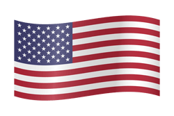 States vector. The united flag clipart