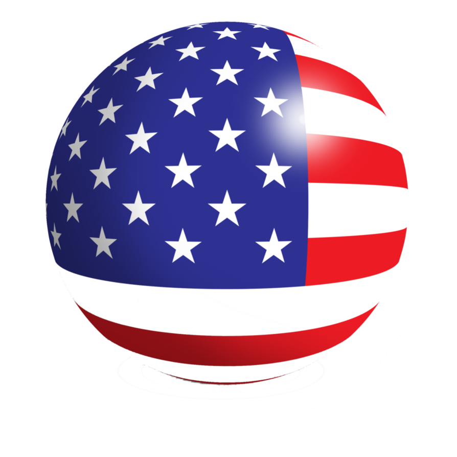 American flag png. Icon by slamiticon on