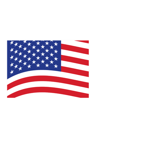 American flag vector png. Origami usa transparent svg
