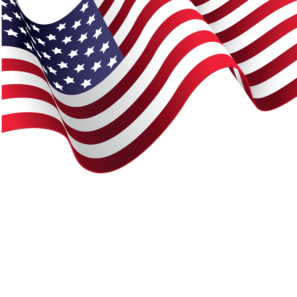 American flag vector png. Material transprent free download