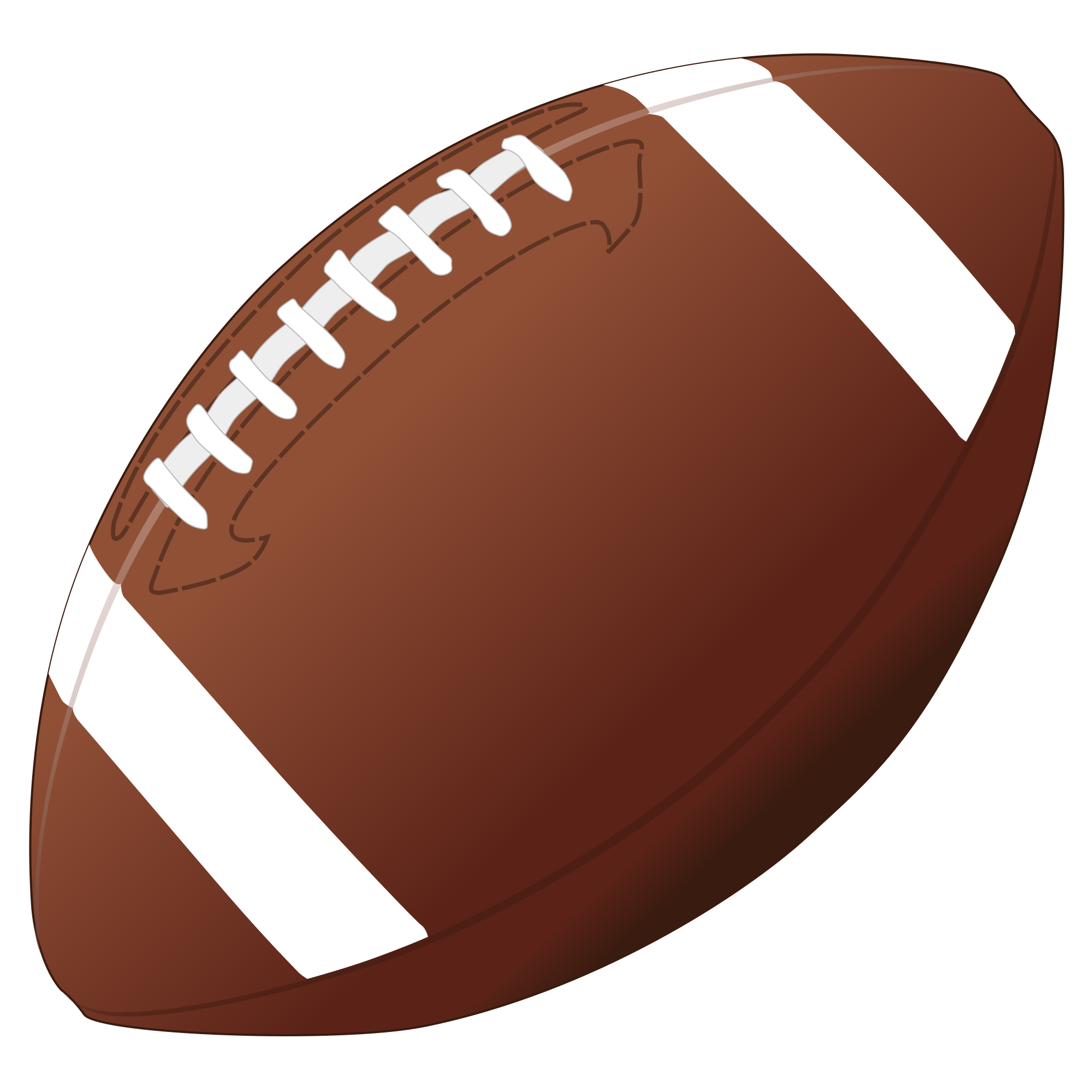 soccer ball png brown