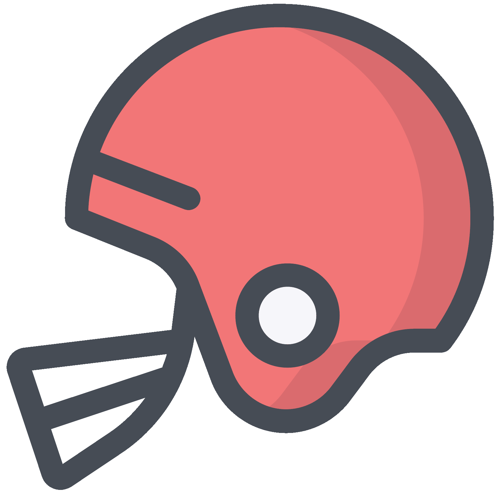American football vector png. Helmet icon free download