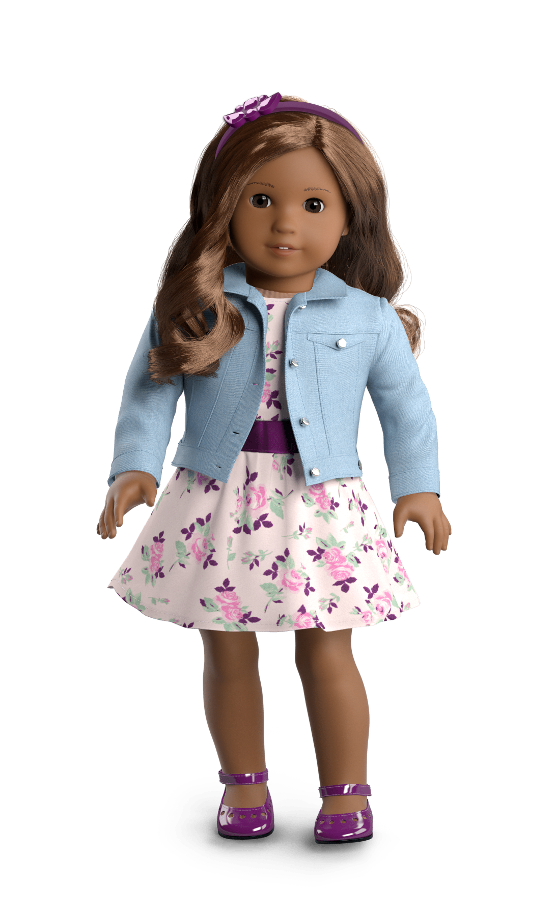 American girl png. Create your own one