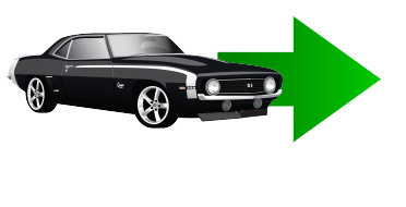 Vintage muscle buick png. West coast classics are