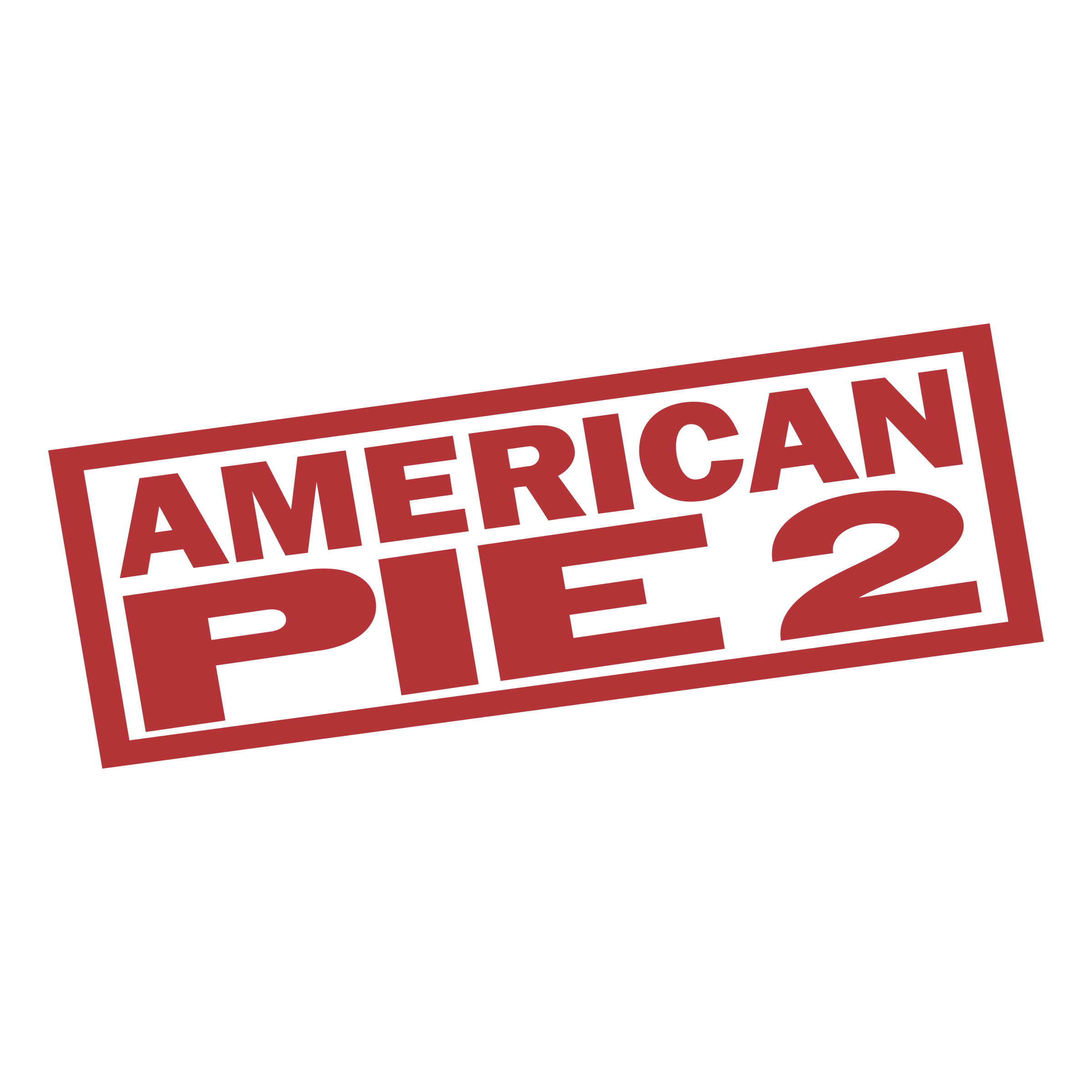 American pie logo png. Transparent svg vector freebie