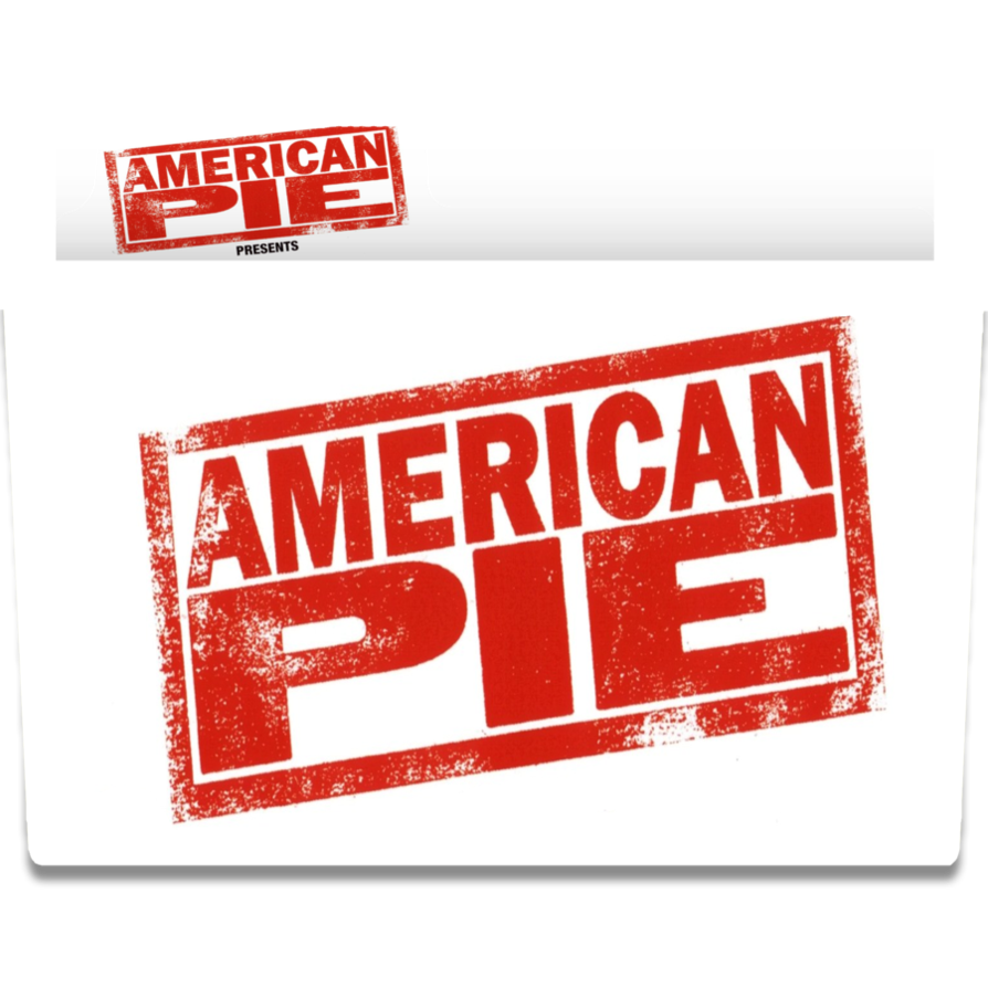 American pie logo png. Folder by kingclothier on