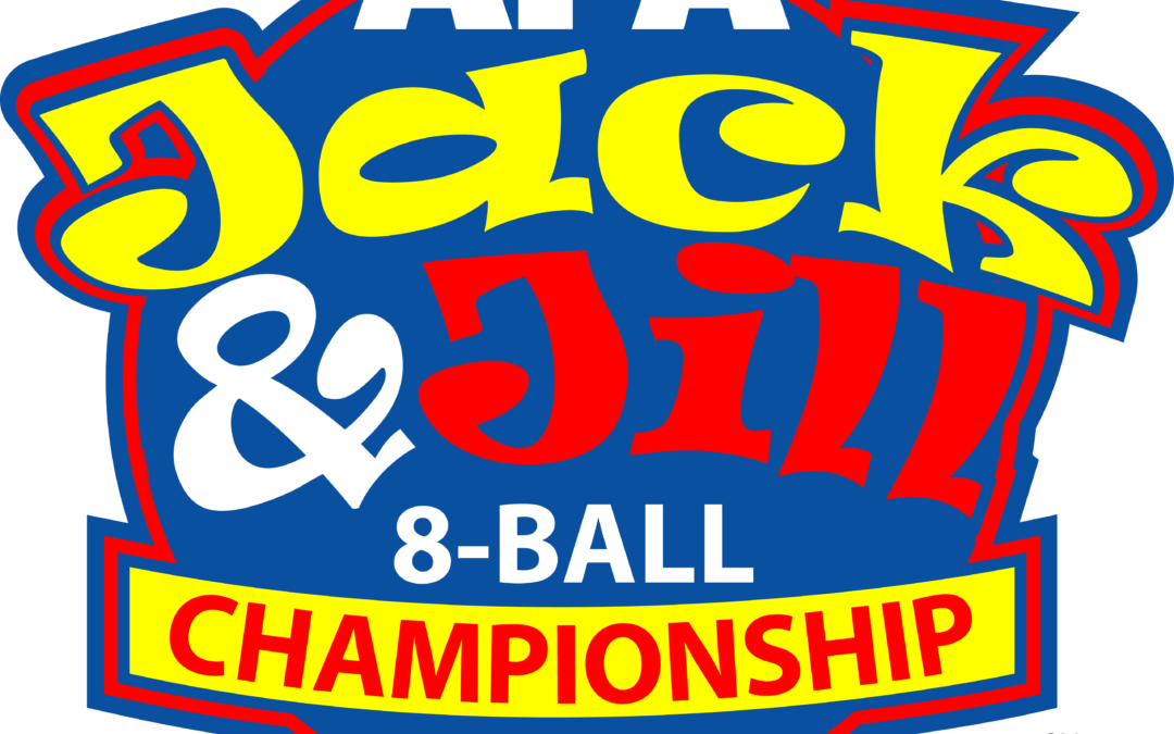 American pool players logo png. Jack jill doubles