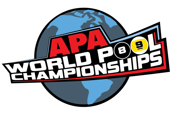 American pool players logo png. World s largest amateur