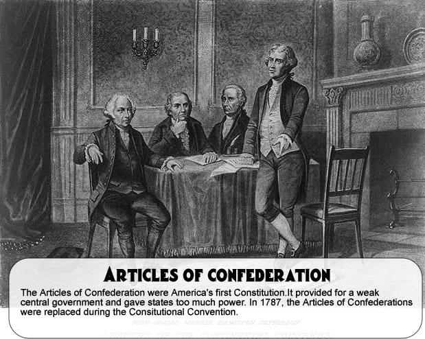 American revolution clipart article confederation. Weaknesses of the articles