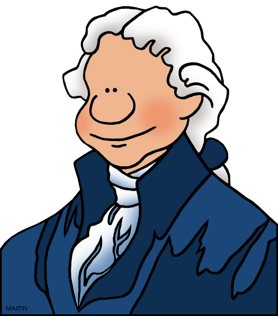 american revolution clipart jefferson