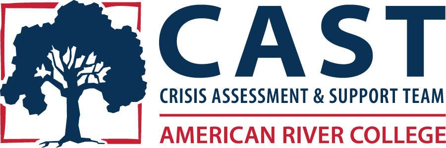 American river college logo png. Arc cast crisis assessment