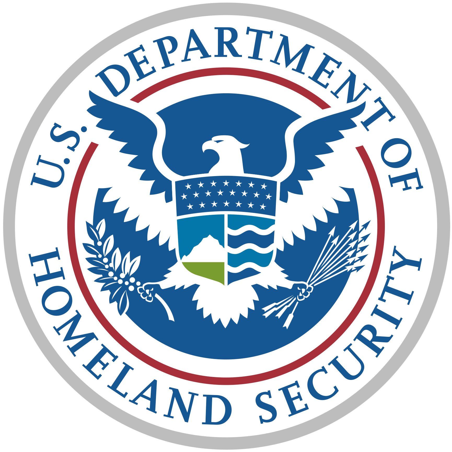 Of the u s. American seal png image transparent stock