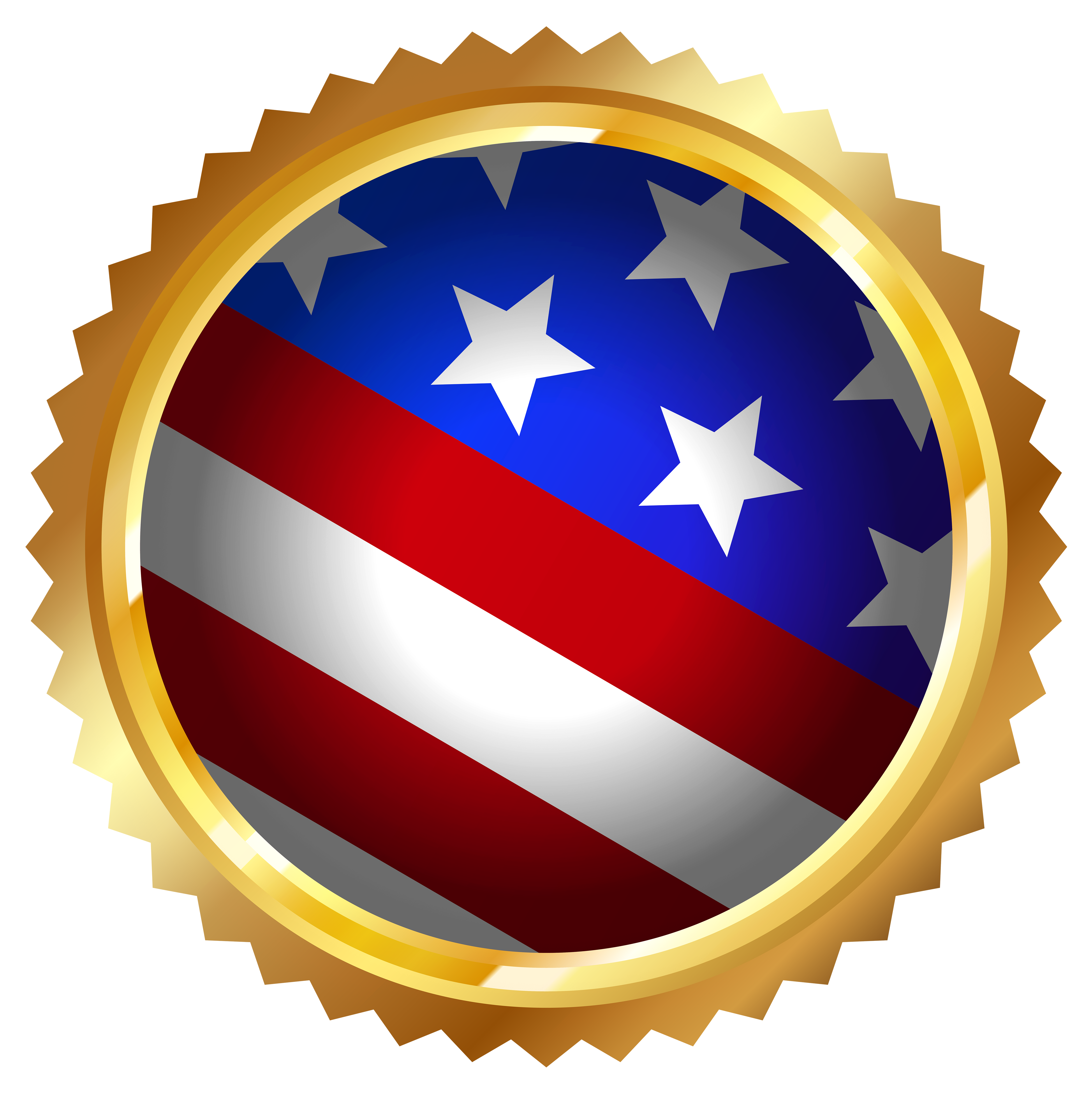 Flag transparent clip art. American seal png free library