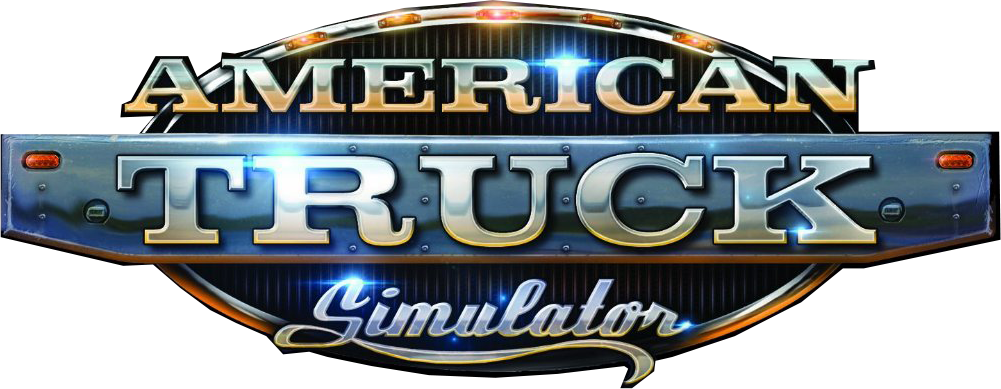 American truck simulator logo png. Releasing early computers technology