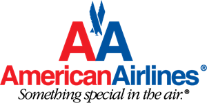 American vector logo. Airlines eps free download