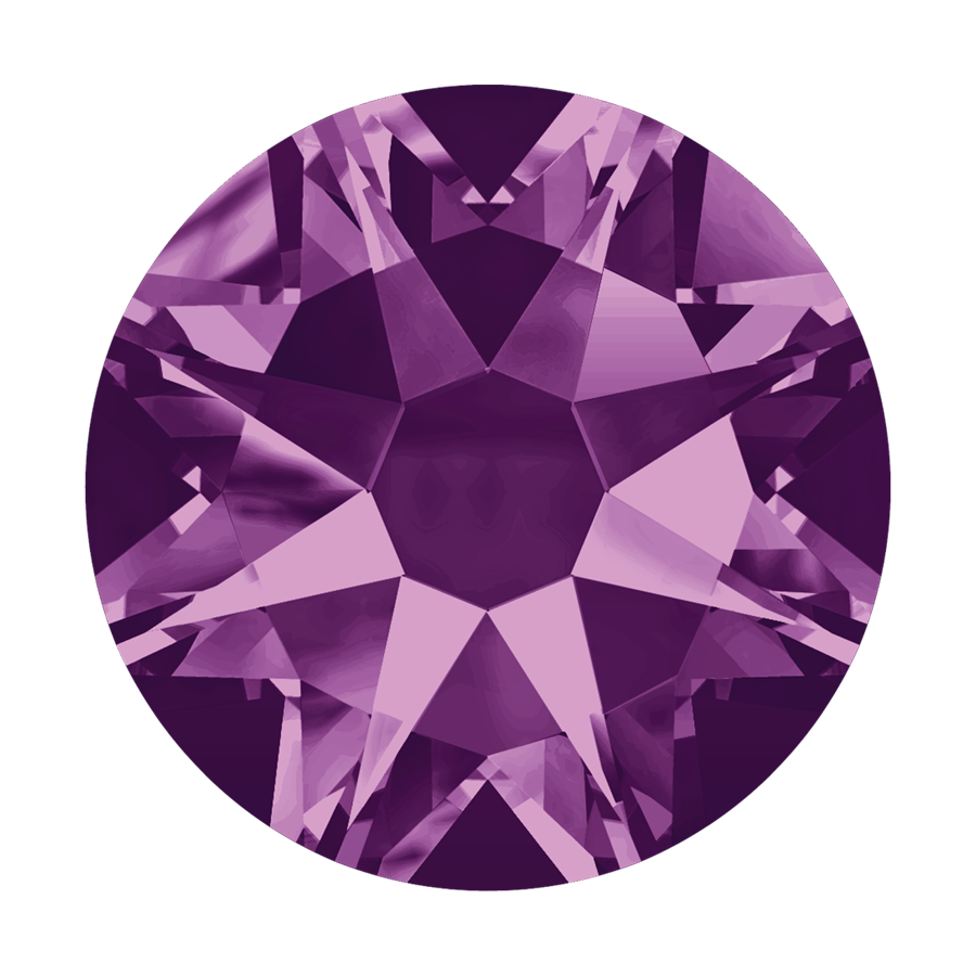 Amethyst transparent. Png image arts