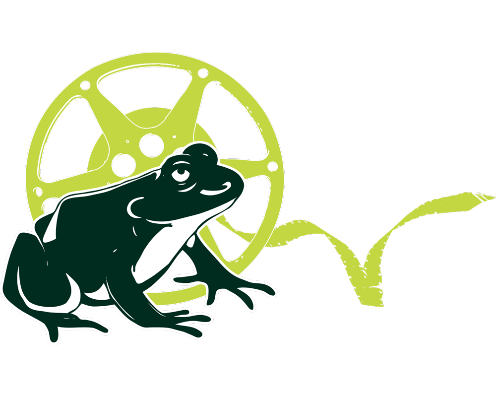 Amphibian drawing bullfrog. Film library communities email