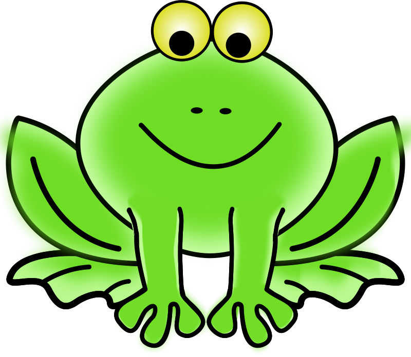 Amphibian drawing cute. Collection of free amphibia