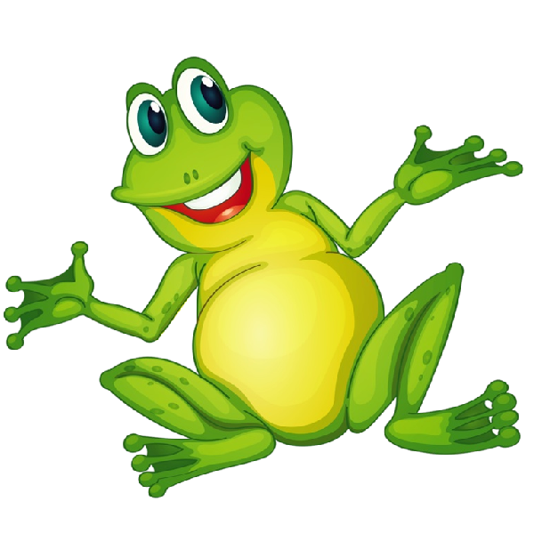 drawing frogs scientific
