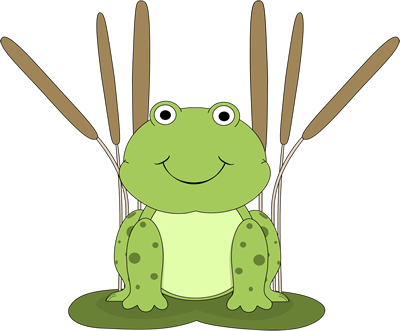 Amphibians drawing kid. Collection of free amphibiums