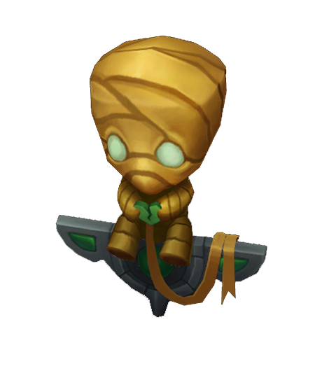 Amumu trivia league of